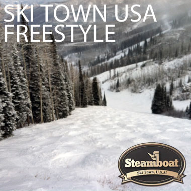 2014 ski town usa freestyle