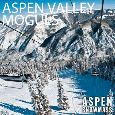 aspen valley moguls
