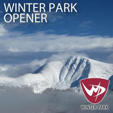 winter park opener