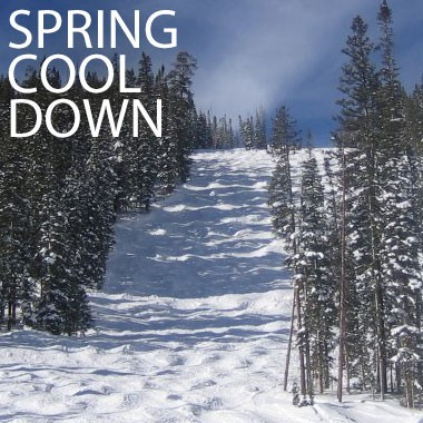 spring cool down 2015