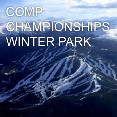 2018 COMP Divisional Championships at Winter Park