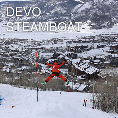 2017 Steamboat DEVO
