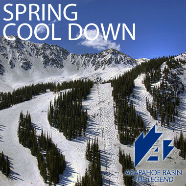 2014 Spring Cool Down – A-Basin