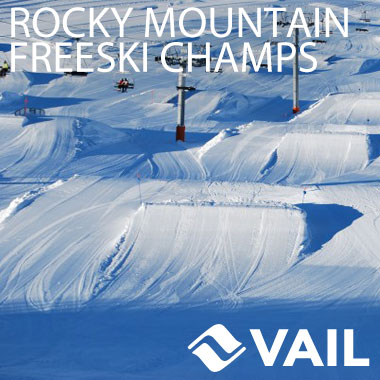 2015 Rocky Mountain Freeski Championships