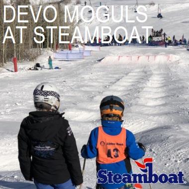 2021 Steamboat DEVO Moguls